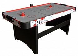 Игровой стол - Аэрохоккей «Falcon» 6 ф Wk (181 х 91 х 78 см, черный)