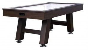 Игровой стол - аэрохоккей «Vancouver» 7 ф Wk (214 х 107 х 84,5 см , коричневый)