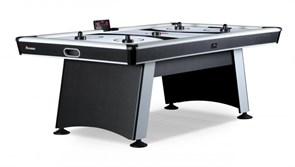 Игровой стол - аэрохоккей «Atomic Blazer» 7 ф Wk (195 х 123 х 80 см, черный)