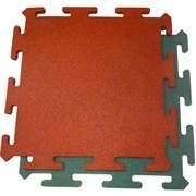 Модульное напольное покрытие Rubblex Sport Puzzle 100х100 см