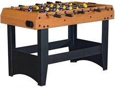 Настольный футбол (кикер) Express (121x61x78.1 см, орех) wk