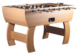 Настольный футбол (кикер) Royal (144x73x86 см, светлый) wk