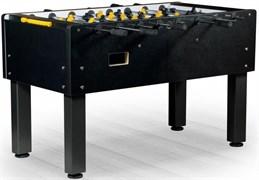 Настольный футбол (кикер) «Marsel» (144x76x90см, черный) wk