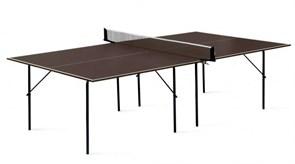 """Всепогодный стол для настольного тенниса """"Start Line Hobby Light Outdoor"""" (273 х 150 х 76 см) без сетки, без колес Sl"""