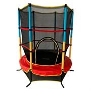 Батут 4,5FT 1,37м SportElite с защитной сеткой внутрь
