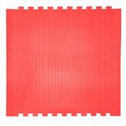 "Коврик-пазл EcoCover (1 плита 100х100х1,4см, 1кв.м./уп) ""Красный"""