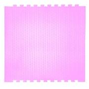 "Коврик-пазл EcoCover (1 плита 100х100х1,4см, 1кв.м./уп) ""Розовый"""