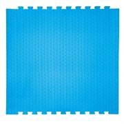 "Коврик-пазл EcoCover (1 плита 100х100х1,4см, 1кв.м./уп) ""Синий"""