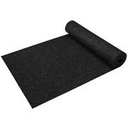 Рулонное резиновое покрытие Регупол черный