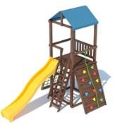 Детский спортивный комплекс TL A 1.1 с тканевой крышей