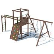 Детский спортивный комплекс TL А2.1