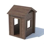 Домик деревянный TL