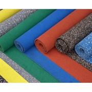 Спортивное рулонное покрытие из крошки Резипол ANT Flex Eco