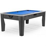 Многофункциональный игровой стол 6 в 1 Tornado черный wk