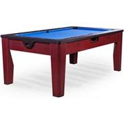Многофункциональный игровой стол 6 в 1 Tornado коричневый wk