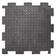 Модульное резиновое покрытие Cube 50х50х1 см