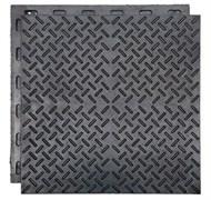 Модульное резиновое покрытие Lock 50х50х1,6 см