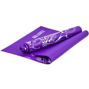 Коврик для йоги и фитнеса 173х61х0,4 см с рисунком