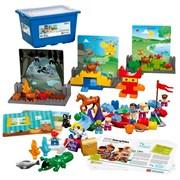 Моя первая история. Базовый набор. LEGO.