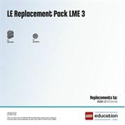 LE набор с запасными частями LME 3. LEGO