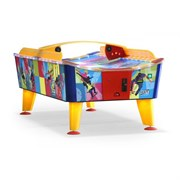 Всепогодный аэрохоккей «Skate» 8 ф Wk (238 х 128 х 83 см, цветной, купюроприемник/жетоноприемник)