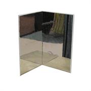 Комплект из двух акриловых зеркал РГ для воздушно-пузырьковой трубки