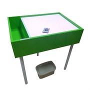 Стол для рисования песком с многоцветной подсветкой (на 1 или 2 независимых рабочих поля)