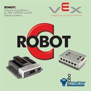 Программное обеспечение ROBOTC and Robot Virtual Worlds для VEX Robotics 4.x (ПО на 30 мест, бессрочное)