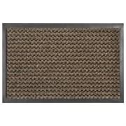 Коврик напольный Floor mat (Сириус) 90x120см коричневый