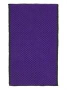 Коврики из хлопка Хлопок Kenya Mix, фиолетовый
