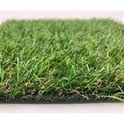 Покрытие ковровое (Трава-20)  2мх25мх20мм (4х цветная)