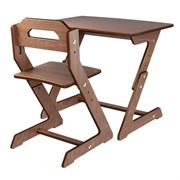 """Комплект мебели: Растущий Стульчик и Растущая парта """"Конёк-Мини"""""""