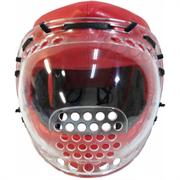 Шлем с прозрачной маской КРИСТАЛЛ-1 для Косики Каратэ РС, размер L (шнуровка)