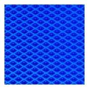 """Листовой ЭВА для автоковриков """"Ромб"""", 1400х2550х10 мм, синий"""