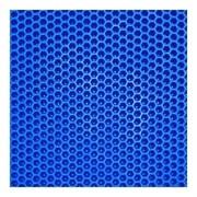 "Листовой ЭВА для автоковриков ""Соты"", 1400х2550х10 мм, синий"