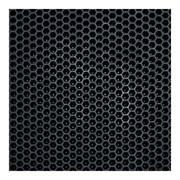"""Листовой ЭВА для автоковриков """"Соты"""", 1400х2550х10 мм, черный"""