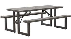Стол с лавочками для пикника LIFETIME