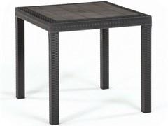 Стол квадратный на 4 персоны DALLAS 80x80 см