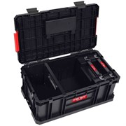 Ящик для инструментов с 2-я органайзерами HILST Indoor 1x Toolbox + 2x Organizer Multi