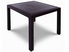 Стол квадратный TWEET Quatro Table