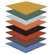 Модульное напольное покрытие Rubblex Pool 50х50 см