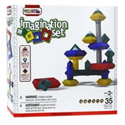 Конструктор Imagination Set (35 деталей)