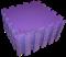 Мягкий теплый пол BABYPUZZ плиты 33х33х2 см фиолетовый - фото 18009
