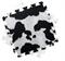 Мягкий пол 30*30*1 см Коровка - фото 18189