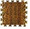 Мягкий пол 30*30*1 см Леопард - фото 18190