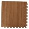 Мягкий пол 50*50*1 см Светлый орех - фото 18194