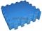 Коврик-пазл BABYPUZZ (9 плит 33x33x1см, ~1кв.м./уп) - фото 19680