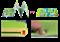 """Детский игровой развивающий коврик Mambobaby  """"Город"""", книжка 200х150х1см - фото 4806"""