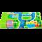 """Детский игровой развивающий коврик Mambobaby  """"Город"""", книжка 200х150х1см - фото 6126"""